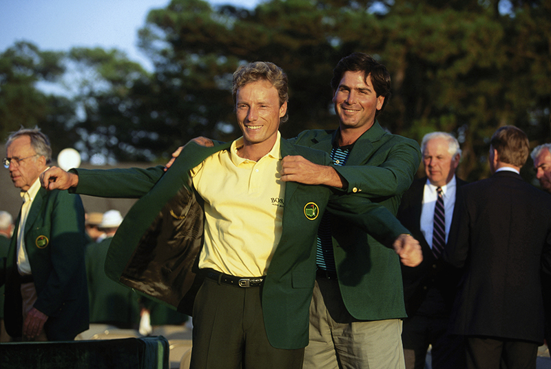 1993 US Masters-Final Round