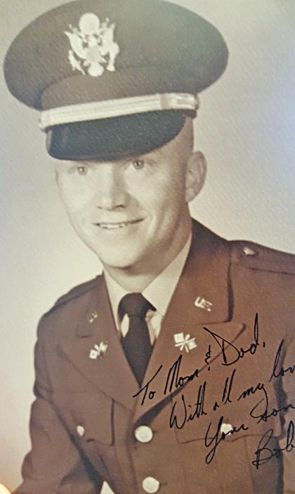 Lt. Bob Frick